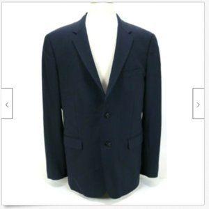 Theory Men's Blazer Sport Coat Size 44R Wool Blend